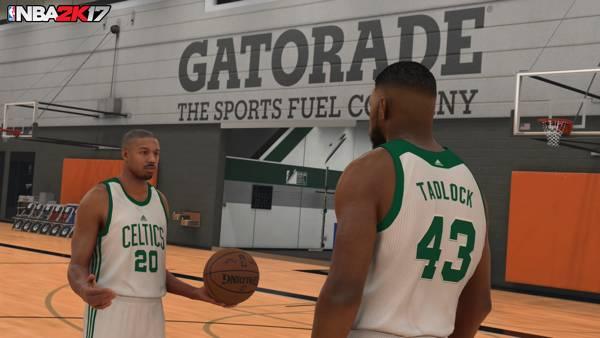 """NBA 2k17, l'attore Michael B. Jordan reciterà nella modalità """"La Mia Carriera"""""""