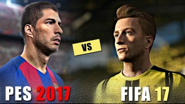FIFA 17 vs PES 2017: le migliori offerte online per i due videogiochi più attesi