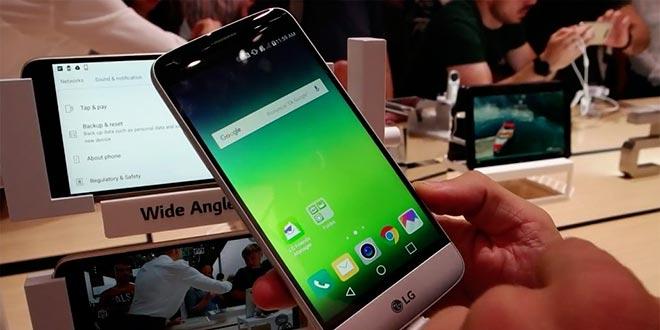 IFA 2016: LG porta in Italia LG G5 SE a settembre