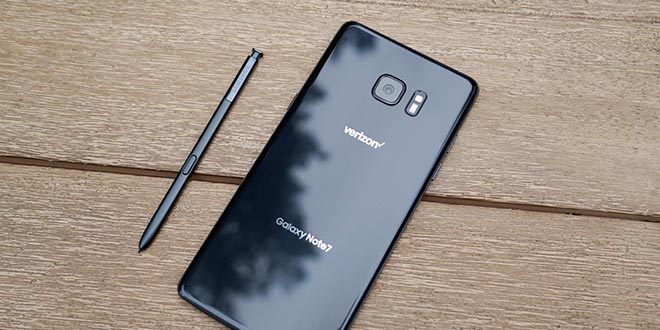 Note 7 ha causato problemi? Samsung lavora ad una feature esclusiva per Note 8