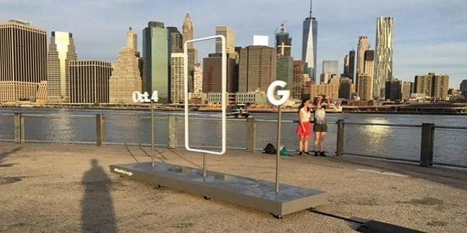 Google Pixel presentati il 4 Ottobre, la conferma arriva da una scultura