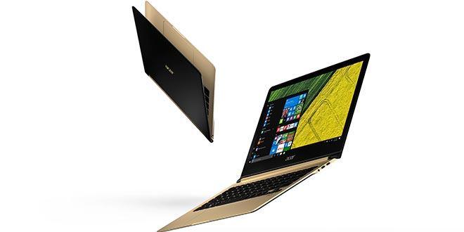 IFA 2016: Acer svela i nuovi notebook, monitor e convertibili
