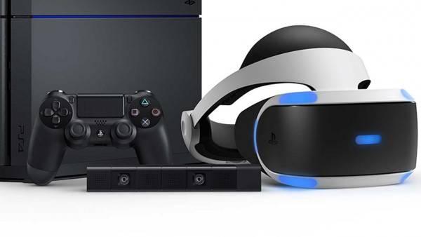 Playstation VR in vendita in bundle con ben 8 demo