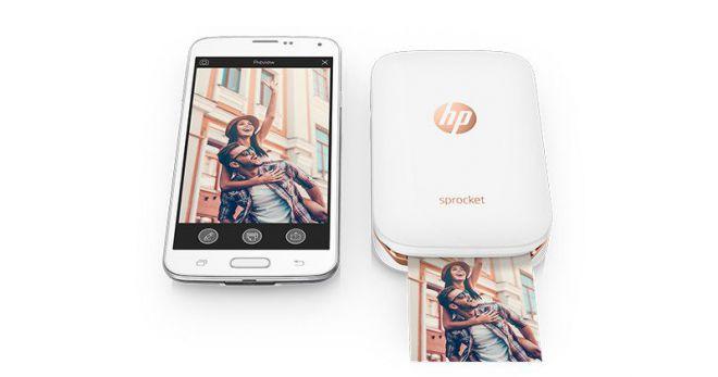 Stampante portatile per smartphone? Esiste, ed è HP