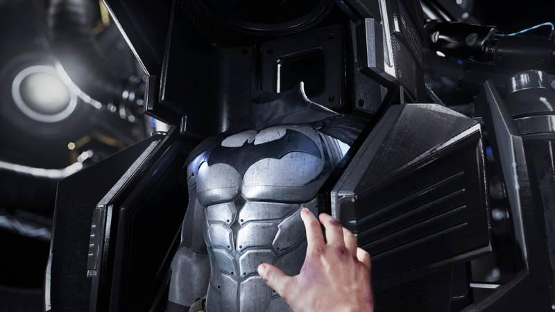 Batman: Arkham VR per Playstation VR disponibile da oggi