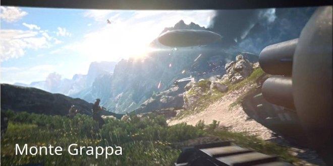 Battlefield 1, Alpini indignati per il Monte Grappa