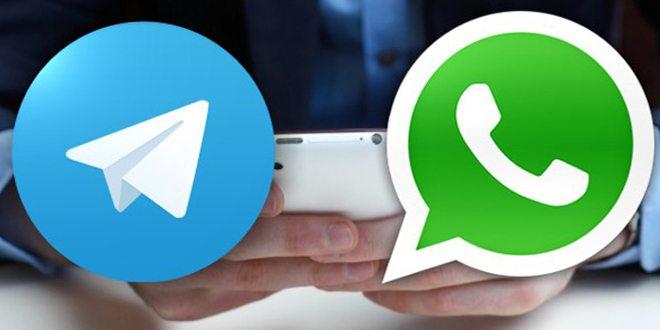 Falle di sicurezza in Telegram e WhatsApp, spiare le chat è semplicissimo