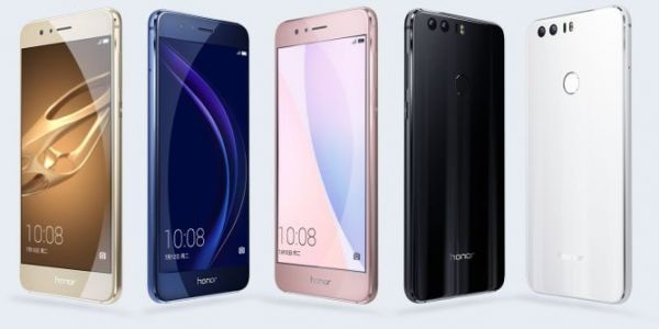 GearBest Coupon: Offerta bomba per Huawei Honor 8 a 326€