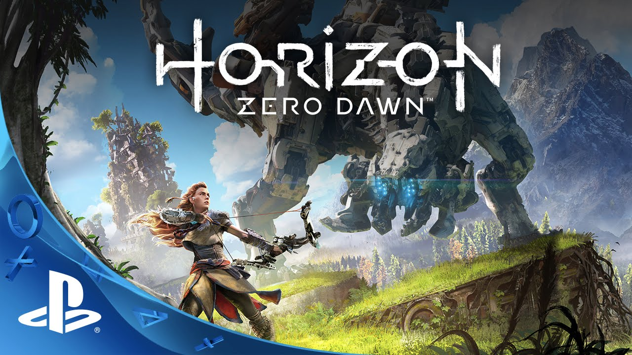 Horizon Zero Dawn, 40 minuti di gameplay [Video]