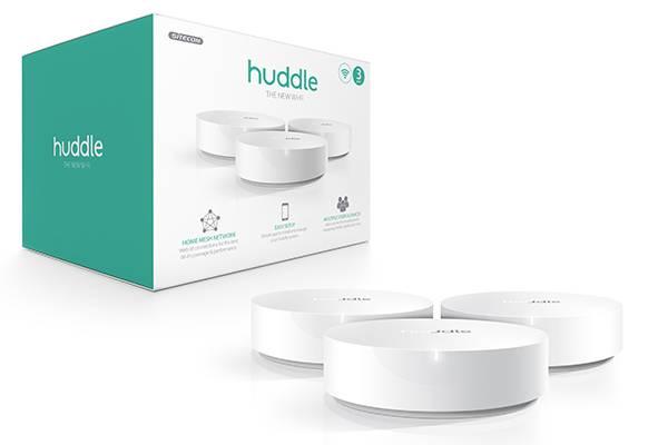 Sitecom Huddle rivoluziona la rete Wi-Fi di casa eliminando i punti morti