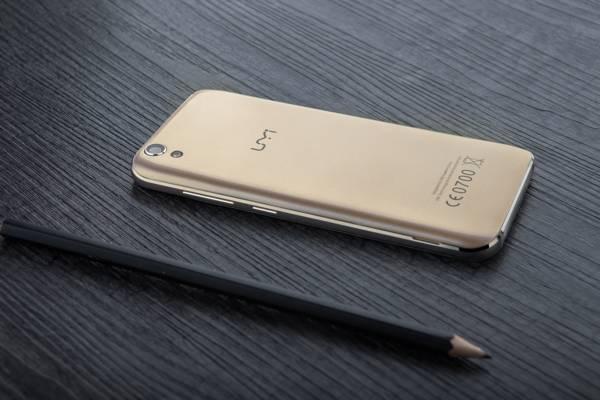 UMi Diamond, disponibili le immagini dello smartphone nelle varianti nera ed oro