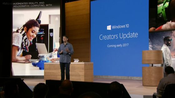 Windows 10 Creators Update build 15063.138 disponibile con la KB4015583