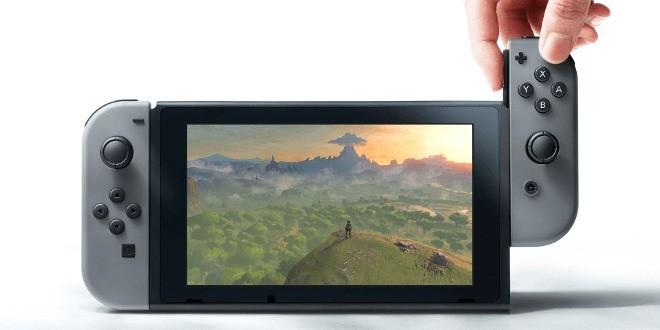 Nintendo Switch, la nuova console di Mario che unisce Wii e Ds