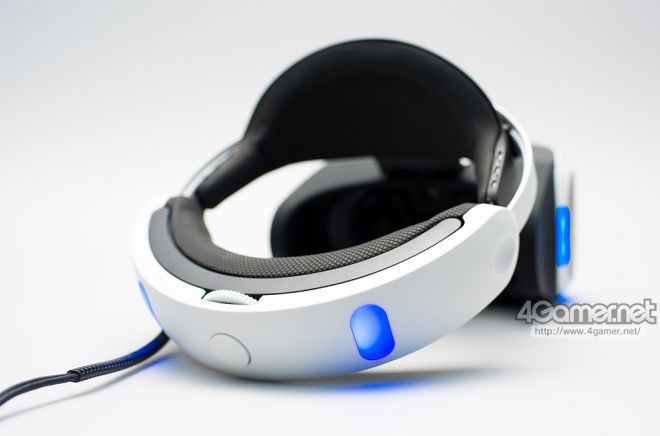 Playstation VR a nudo: ecco il primo teardown [Immagini]