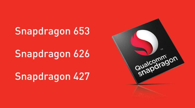 Qualcomm presenta tre nuovi SoC Snapdragon di fascia bassa e media