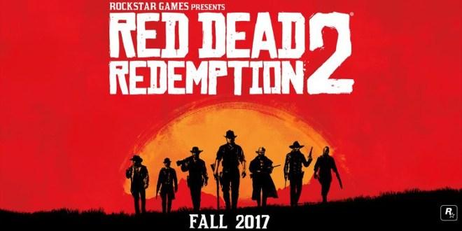Red Dead Redemption 2, arriva il primo trailer ufficiale