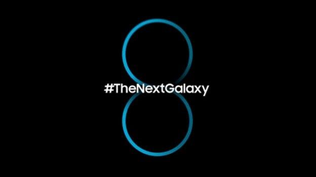 Samsung Galaxy S8 si mostra in una nuova immagine stampa