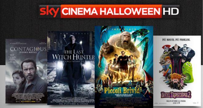 Sky Halloween prende il posto di Sky Cinema Hits