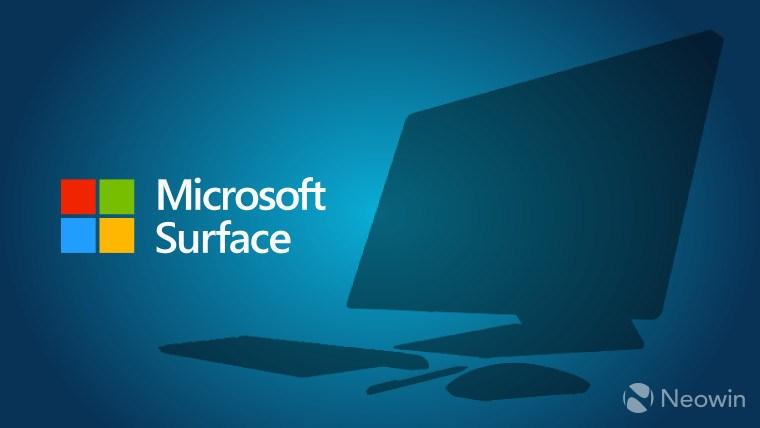 Surface Studio è il nome del nuovo All-in-one di Microsoft