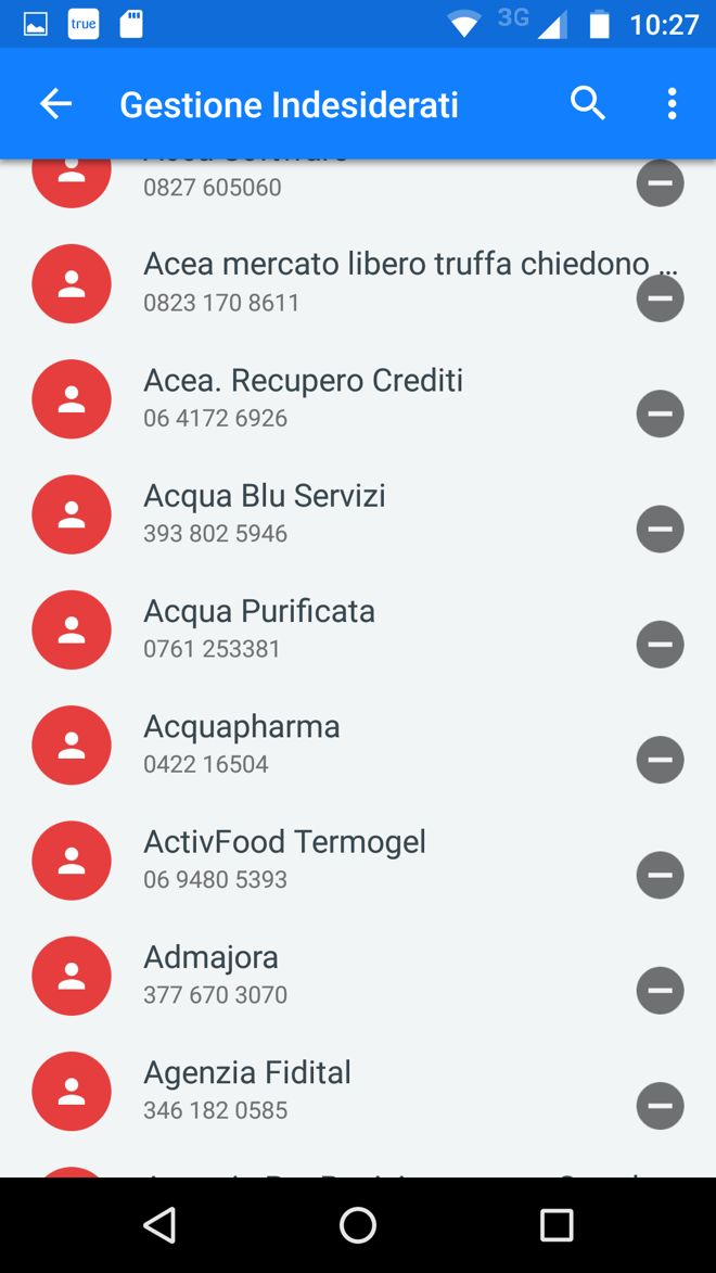 Stop alle chiamate indesiderate con TrueCaller