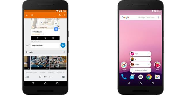Android Nougat 7.1 per smartphone Nexus é piú vicino: il rilascio entro ottobre