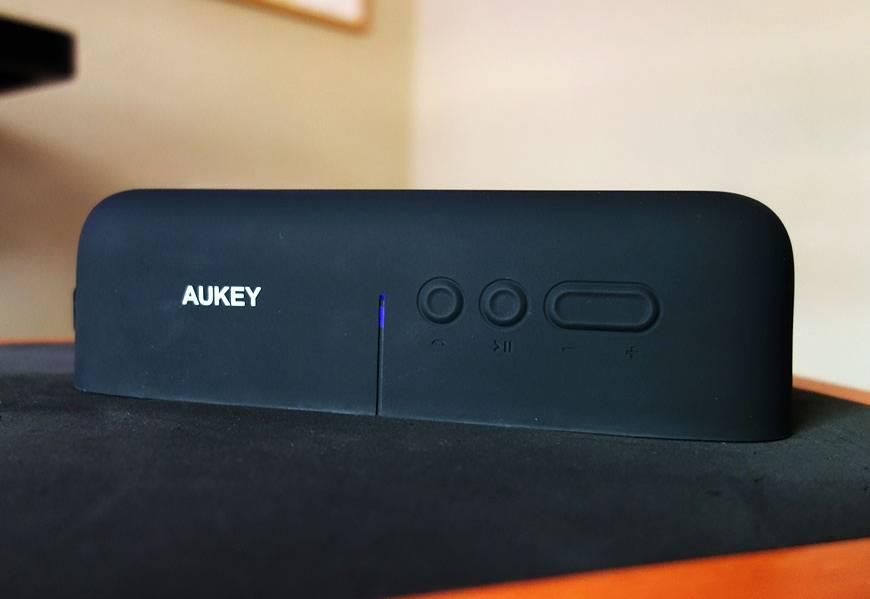 Recensione Aukey SK-M7, lo speaker bluetooth che sorprende