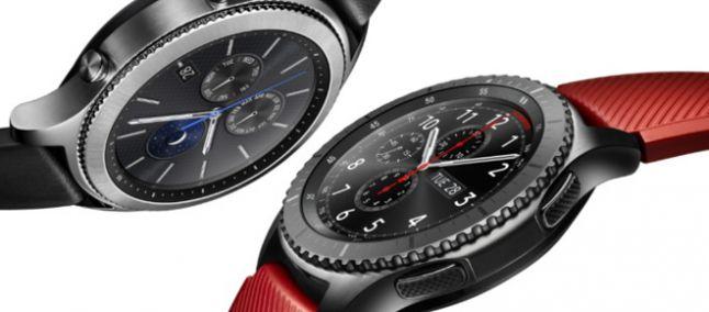 Samsung Gear S3: lo smartwatch arriverà a metà novembre in Europa, USA e Corea