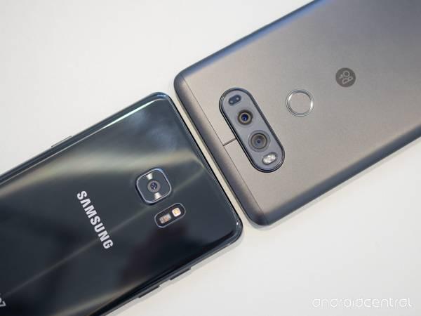 LG attacca Galaxy Note 7 di Samsung attraverso degli SMS