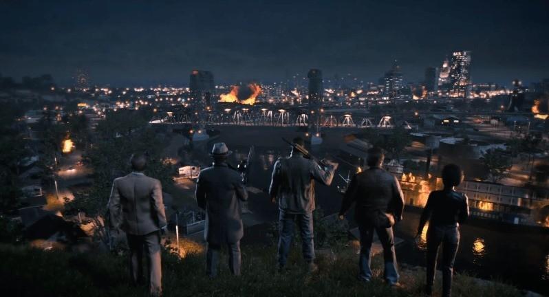 Mafia III disponibile da oggi per PS4, Xbox One e PC