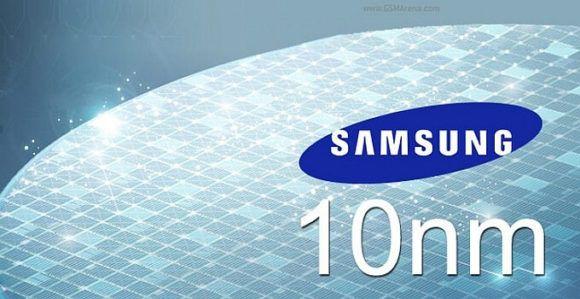 Samsung ha iniziato la produzione dei nuovi chip a 10nm finFET