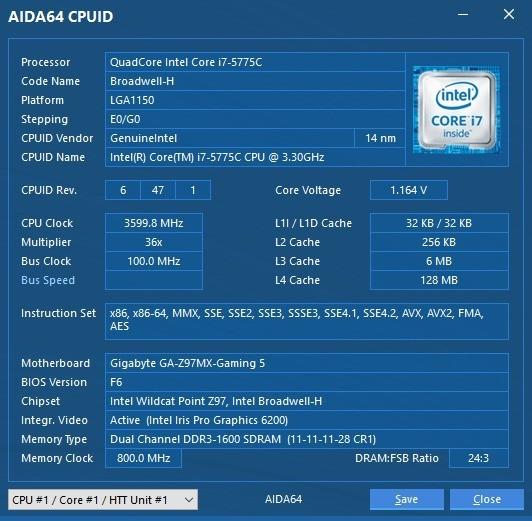 AIDA64 si aggiorna con hotkey configurabili ed un'interfaccia grafica adattiva