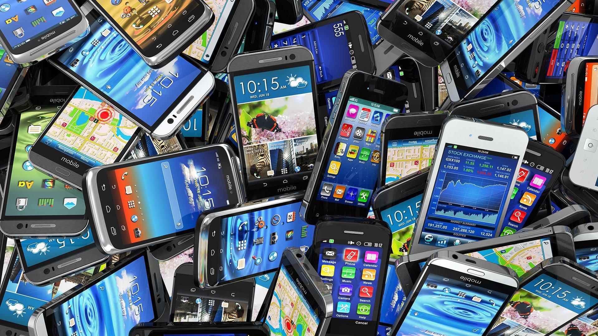 Smartphone: nel 2017 rappresenteranno 75% del traffico Internet totale