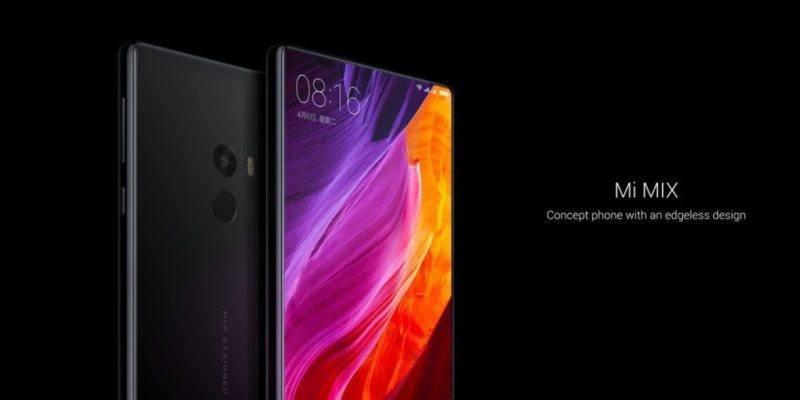 Xiaomi Mi MIX mostra la sua bellezza in un video di 60 secondi