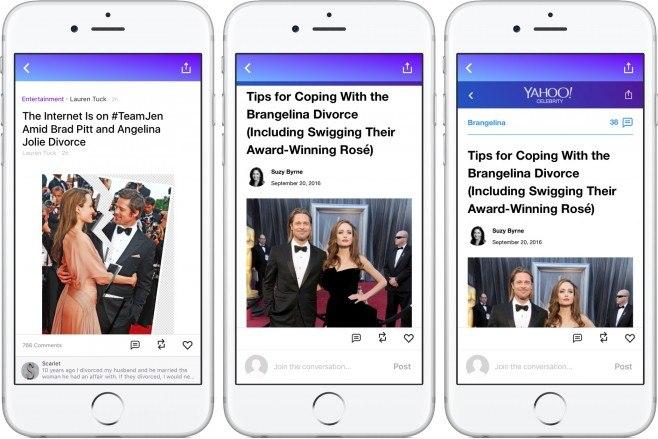 Yahoo Newsroom, arriva l'app per le news e non solo