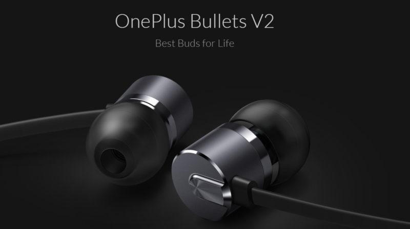 OnePlus Bullets V2, gli auricolari OnePlus disponibili a 19,95€