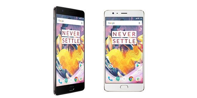 OnePlus 3 e OnePlus 3T riceveranno Android Nougat 7.0 a dicembre