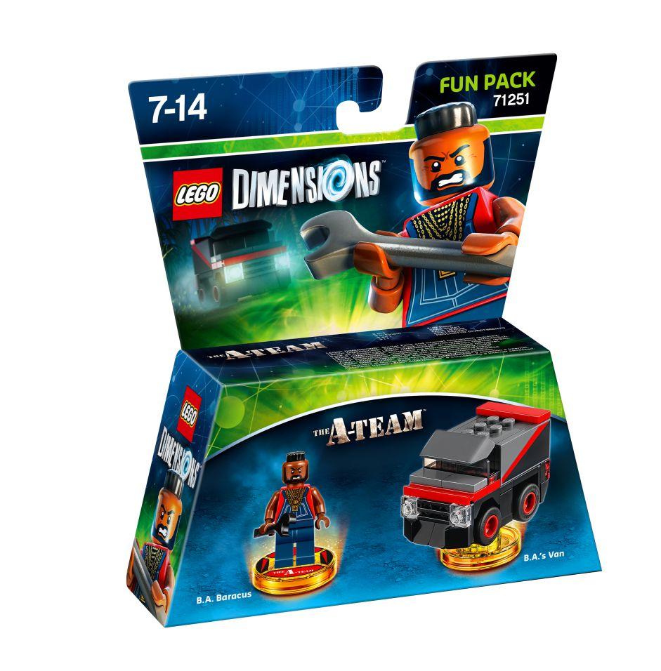 LEGO Dimensions: disponibili i pacchetti di Animali fantastici e dove trovarli, Adventure Time e molti altri