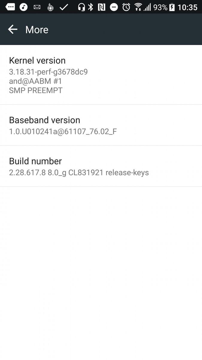 LG G5, le novità di Android 7.0 Nougat spiegate da LG Italia