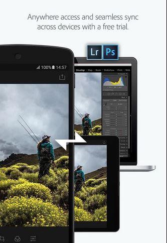 Adobe Lightroom per Android supporta ora i file RAW importati dalla fotocamera
