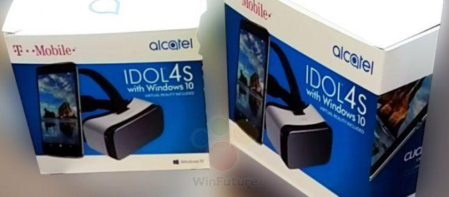Alcatel Idol 4s: il flagship con Windows 10 Mobile non arriverà in Europa