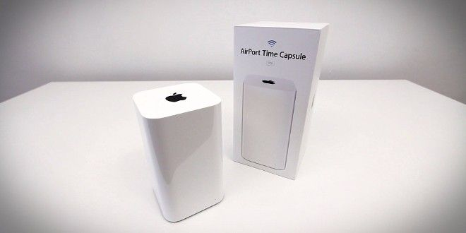 Apple abbandona il WiFi: stop ad AirPort e Time Capsule