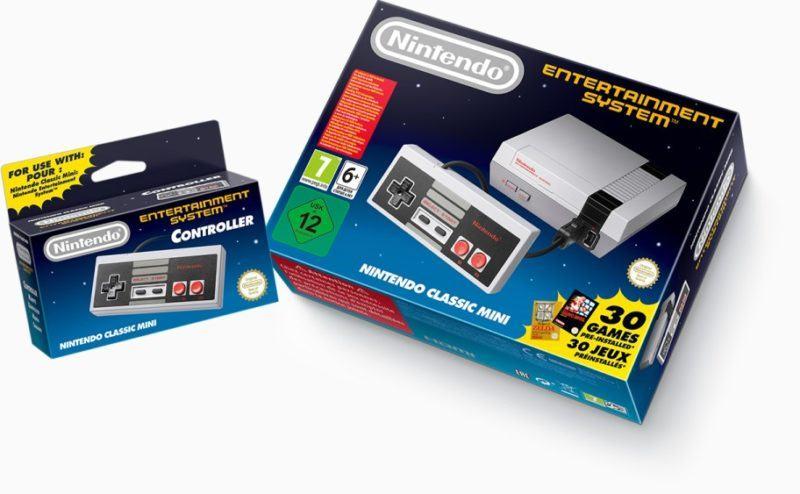 Nintendo Classic Mini NES, la console retrò più potente di Wii e 3DS