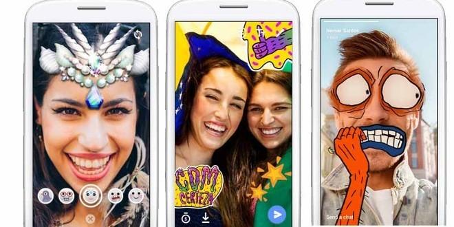 Facebook lancia Flash, l'applicazione rivale di SnapChat