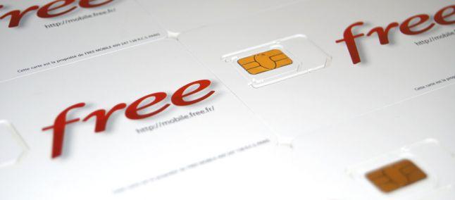 Free Mobile si avvicina, il prefisso delle SIM è 351