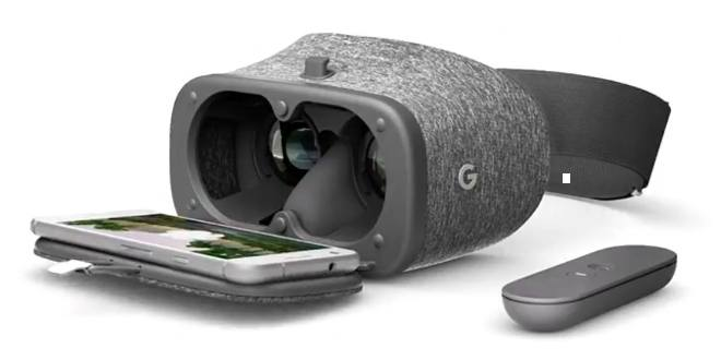 Google DayDream View, la realtà virtuale di Google arriva il 10 novembre