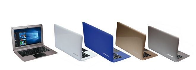 Mediacom SmartBook 11: nuovo notebook, leggero ed economico