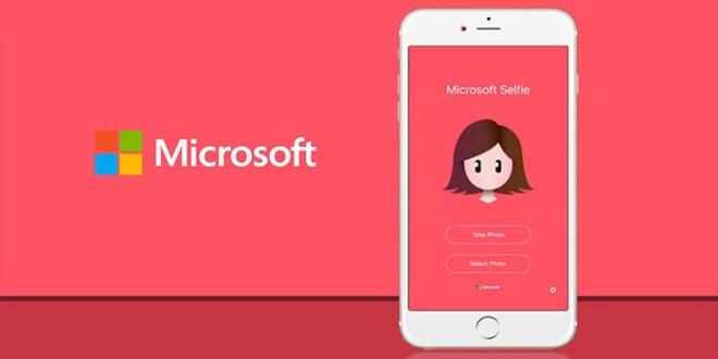 Microsoft Selfie, l'app per gli autoscatti perfetti disponibile per Android