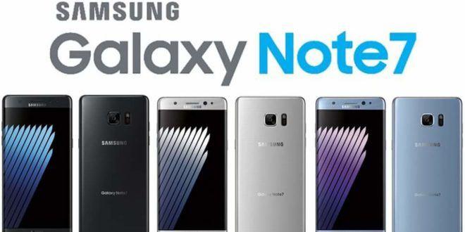 Note 7: il prossimo mese Samsung dichiarerà la natura del problema