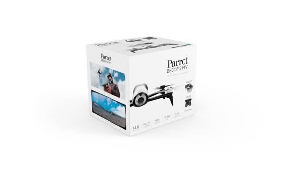 Parrot Bebop 2 il drone che ti segue come un'ombra