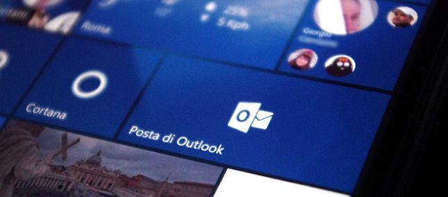 Windows 10: Outlook si aggiorna, arrivano le notifiche interattive